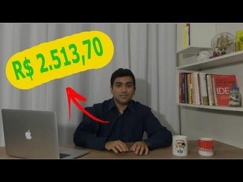 Como Gerei R$ 2.513,70 Em 9 Dias [Aula Detalhada] Como Ganhar Dinheiro Pela Internet De Forma Segura