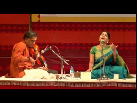 2013 - Concert by Sriranjani Santhanagopalan