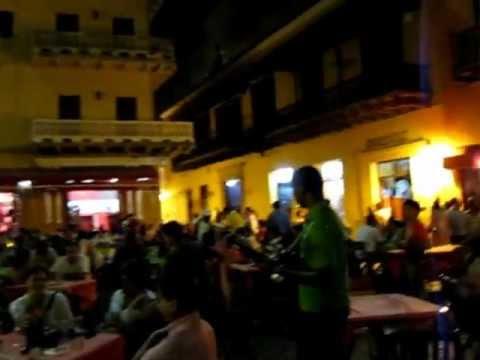 Cartagena Colombia Night Life 2012