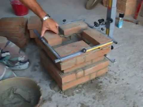 Pilastri facciavista youtube for Costo per costruire pilastri di pietra