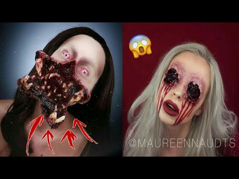 Incríveis Maquiagens do Halloween 2018 | Fashion Diverse