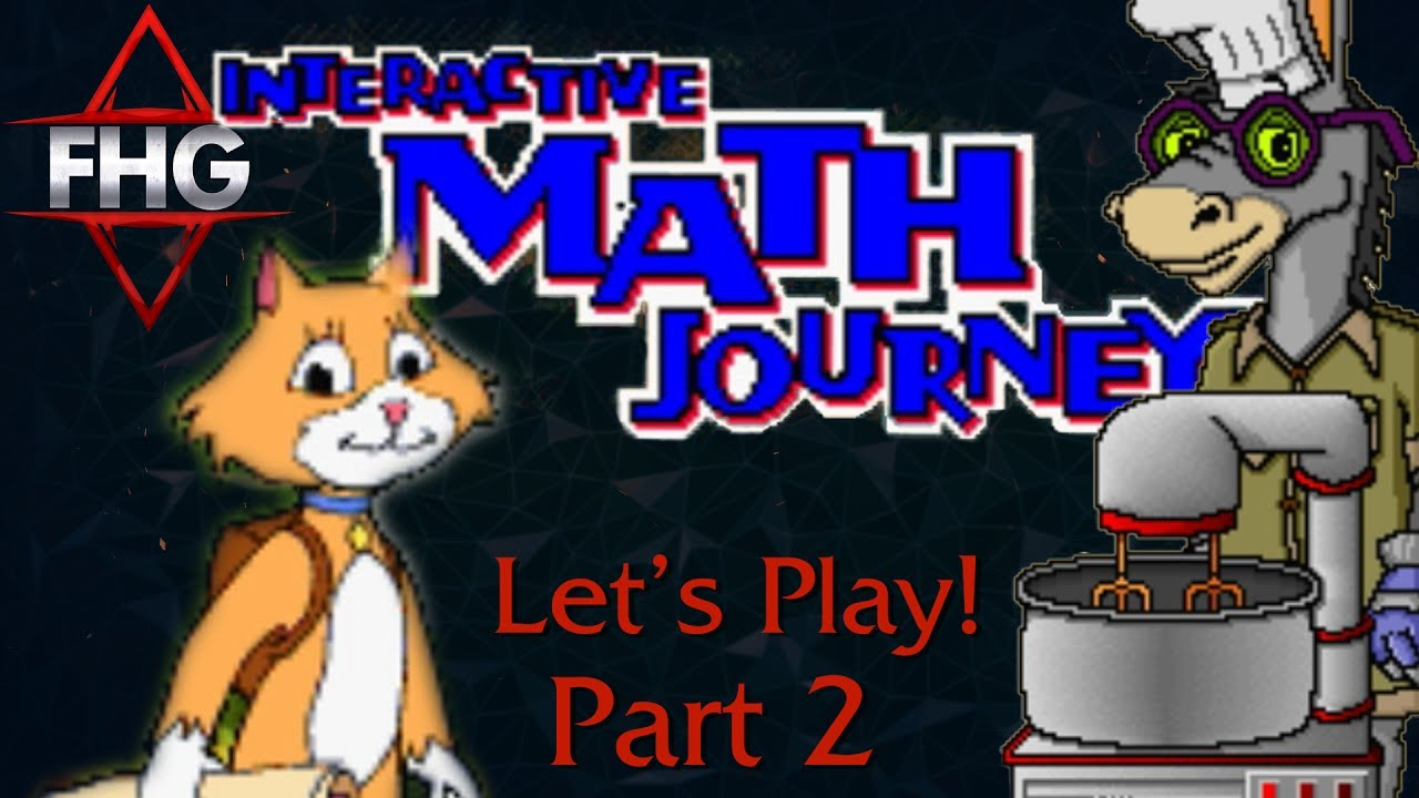 Interactive Math Journey Part 2 | Let\'s Play! - YouTube