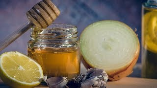 what happens to my body when eat garlic and honey in fasting for 7 days