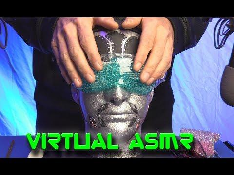 VIRTUAL REALITY ASMR SIMULATOR
