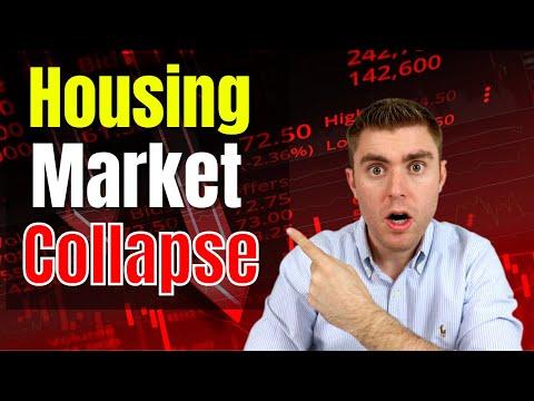 Interest Rates To SHOCK The Real Estate Market   HOUSING MARKET CRASH 2022