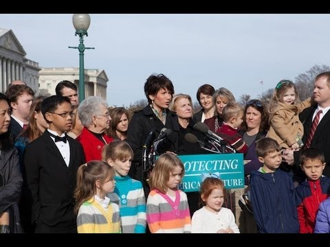 12/12/12 House Republican Press Conference: The Effect of Debt on Families