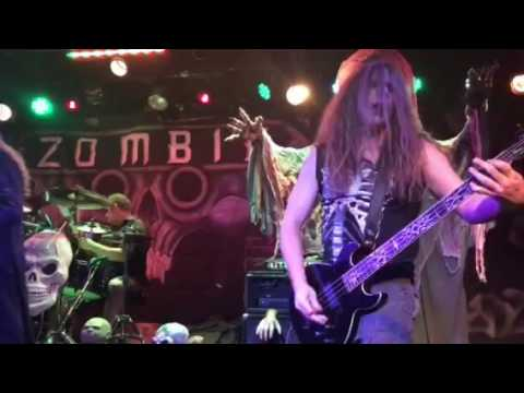 AstroCreep 2000 Zombie Tribute band Thunderkiss 6-16-17 Phoenix, Az