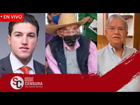 EN VIVO reaparece #LuisEcheverria ¿#SamuelGarcia narco? #AndresGranier del bote otra vez a política