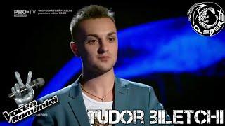 Tudor Biletchi - End of the road (Vocea României 10/09/17)