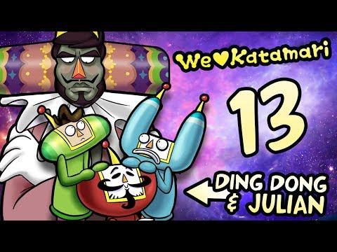 We Love Katamari (ft. DING DONG & JULIAN) - EP 13: Meet The Retoids | SuperMega