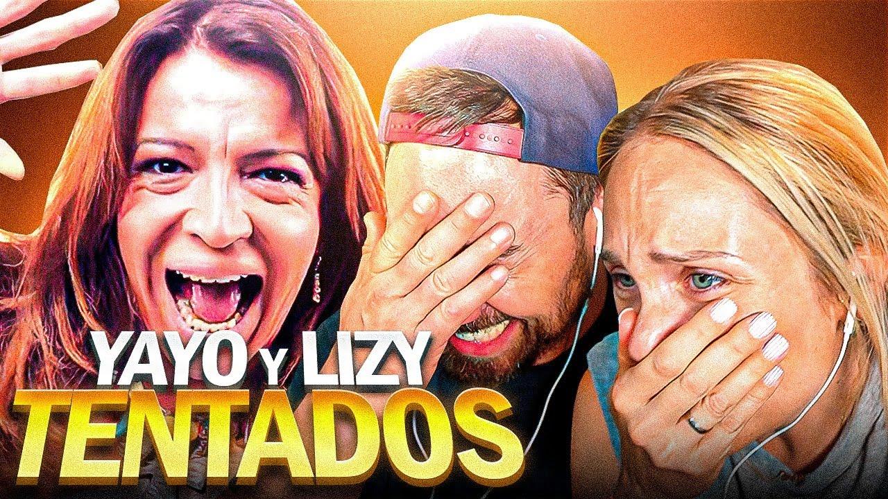 ESPAÑOLES REACCIONAN A LIZY Y YAYO TENTADOS *PELIGRO SIN CODIFICAR* Ft dalsifilms
