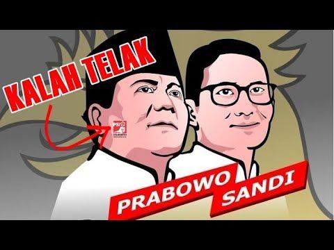 NGERI! Dulu Diremehkan, Kini PSI Jadi Mesin Pembantai Tim Prabowo-Sandiaga
