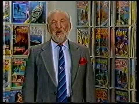 80s UK tv adverts from 1984-1985