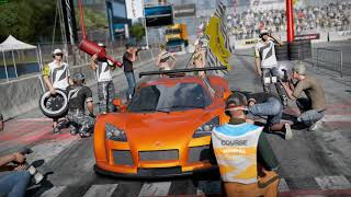 Need For Speed Shift 2 Unleashed DLC SpeedHunters Race 01 1320 Outlaws Exhibition 1