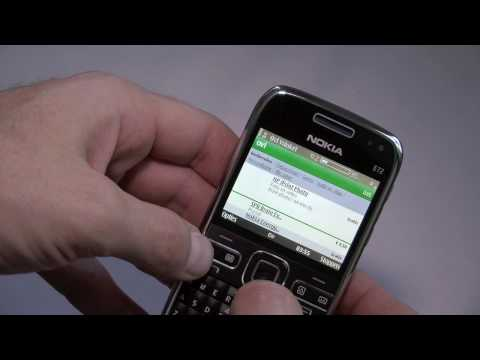 Nokia E72, hand-on first impressions