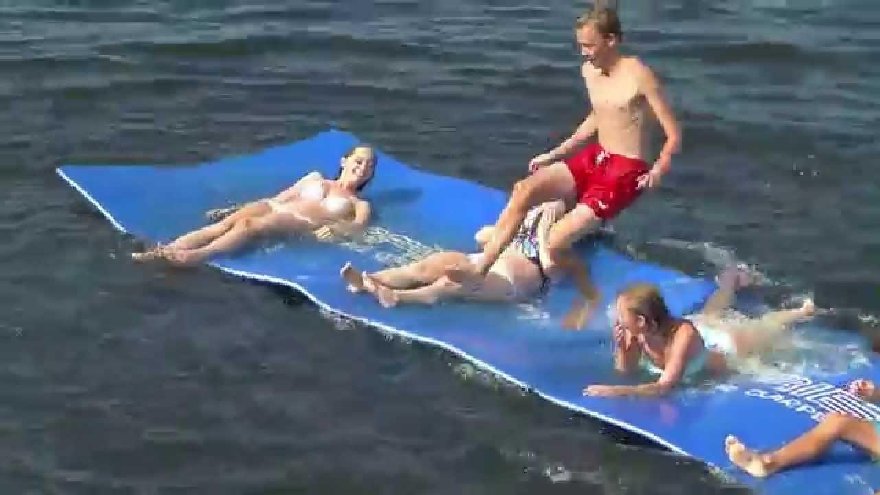 O'Brien Foam Floats - YouTube