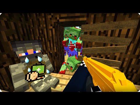 Я не брошу тебя здесь! [ЧАСТЬ 25] Зомби апокалипсис в майнкрафт! - (Minecraft - Сериал)