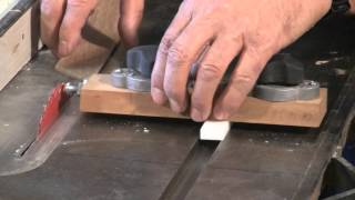 Magnetic Switches For Jigs - A Woodworkweb.com Woodworking Video