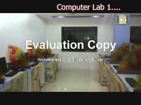 11210216 Galaxy Computer Education Chopda 2016 - Center Decoration