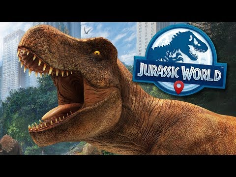 1ER GAMEPLAY FRANCAIS SUR JURASSIC WORLD ALVE | Jurassic World Alive FR #1