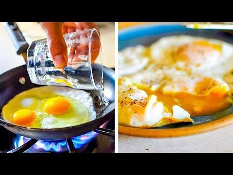 21 Незаменимый Совет Для Кухни, о Котором Знают Немногие - Ржачные видео приколы