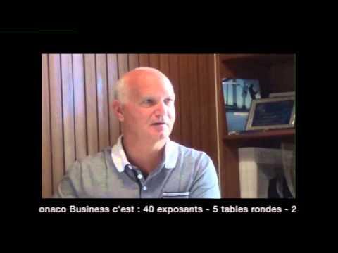 MONACO BUSINESS - Interview Maurice Cohen, Fondateur