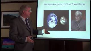 Andrew D. Basiago 3 Nov 2013 (2 of 2) The Mars Project in US Time Travel History