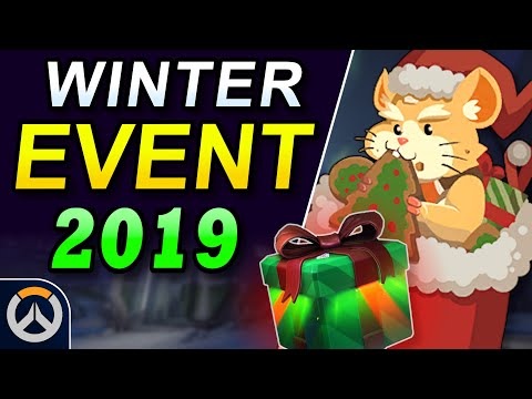 Overwatch 2019 Winter Wonderland - Event Start Date, Skins, & Content Predictions!