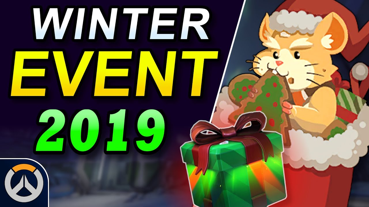 Overwatch Skin Predictions Christmas 2020 Overwatch 2019 Winter Wonderland   Event Start Date, Skins