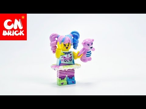 LEGO NINJAGO MOVIES N POP GIRL 0306420 Unofficial LEGO