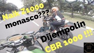 #13 Testride (bukan review) Kawasaki Z1000 | Motovlog Indonesia