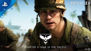 Battlefield V - War in the Pacific Official Trailer | PS4