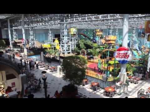 Mall of America - Bloomington, Minnesota - America's Biggest Mall