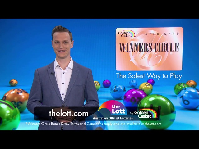 Winners Circle Weekly Bonus Draw Results Draw 1095 - the Lott