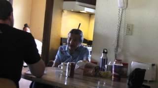 Interview with Lakota Elder - On the Pine Ridge Indian Reservation in Kyle, South Dakota - PART 1
