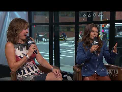 """Danica Patrick & Hannah Storm Stop By To Talk About The Epix Documentary, """"Danica"""""""