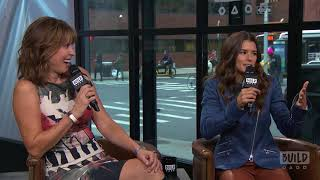 Danica Patrick & Hannah Storm Stop By To Talk About The Epix Documentary,