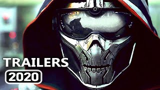 MOVIE TRAILERS 2020 (The Best Until Now!)
