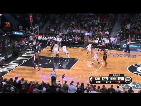 Carlos Boozer 29 points 18 rebounds (big dunk) vs Brooklyn Nets full highlights 04/04/2013 HD