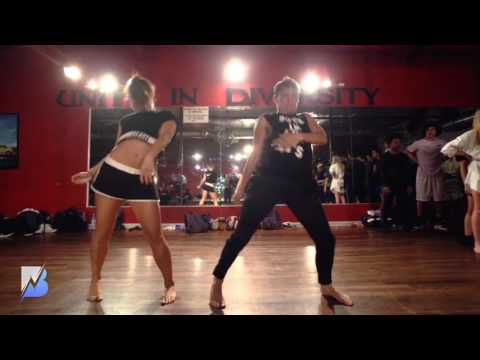 Never Be Like You - Choreography by Janelle Ginestra Feat. Immabeast
