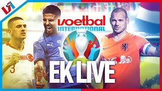 EK LIVE 🔴#1: Sneijder Te Gast, Italië-Turkije & Is Oranje Klaar Om Te Vlammen? 🔥🔥🔥