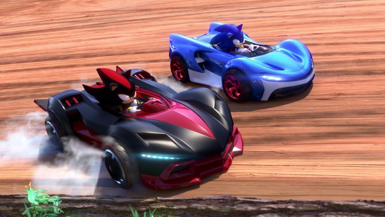 Resultado de imagen de TeamSonic Racing