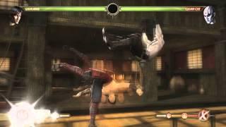 Mortal Kombat KE: My LIU KANG's combos compilation (PC)