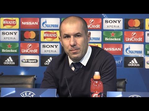Manchester City 5-3 Monaco - Leonardo Jardim Full Post Match Press Conference - Champions League