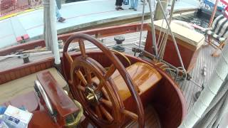 1903 Antique Sailboat