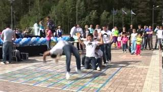Спартакиада НИПИнефть(Компания