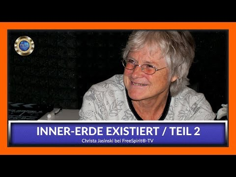 Inner-Erde / Teil 2 / Interview mit Christa Jasinski