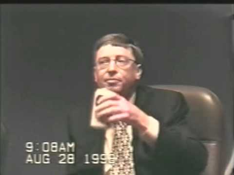 Bill Gates - Deposition Part 4 of 12