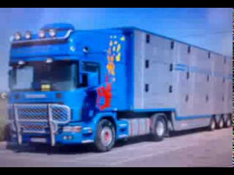 Röck viehtransporte - YouTube