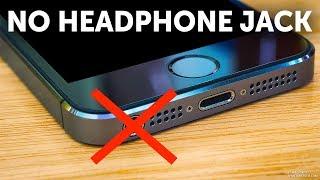 Why All Phones Got Rid of Their Headphone Jacks